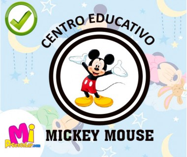 CENTRO EDUCATIVO MICKEY MOUSE