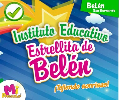 INSTITUTO EDUCATIVO ESTRELLITA DE BELÉN