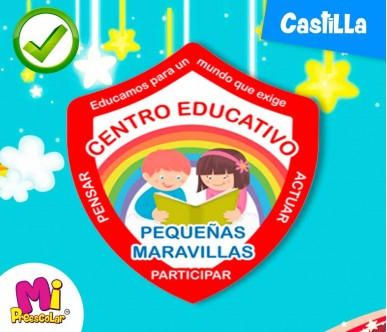 PEQUEÑAS MARAVILLAS  CENTRO EDUCATIVO