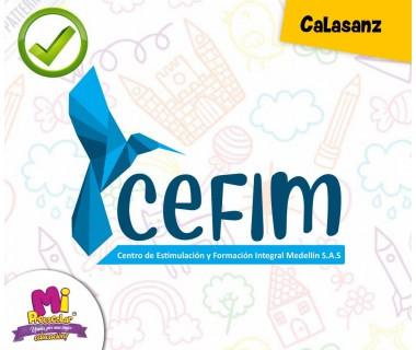 CEFIM - CENTRO DE ESTIMULACIÓN Y FORMACIÓN INTEGRAL MEDELLIN