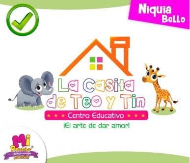 LA CASITA DE TEO Y TIN CENTRO EDUCATIVO